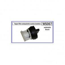 Заглушка-фильтр насоса BOSCH-00605020